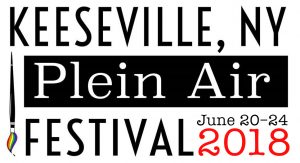 2018 Keeseville Plein Air Festival @ 1719 Block Gallery